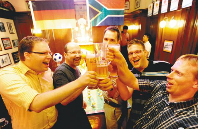 世界杯酒吧_上海看2014世界杯酒吧攻略