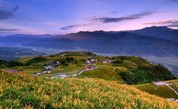 台湾最经典的12段骑行路线,风景绝美!